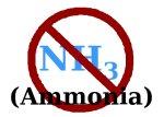 Say no to ammonia