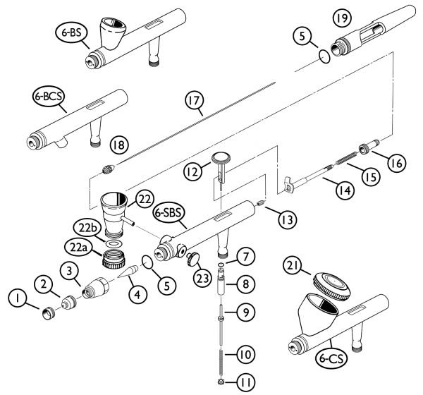 Bcs Parts Manual 715