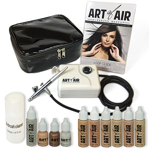 Art Of Air - Airbrush Makeup System
