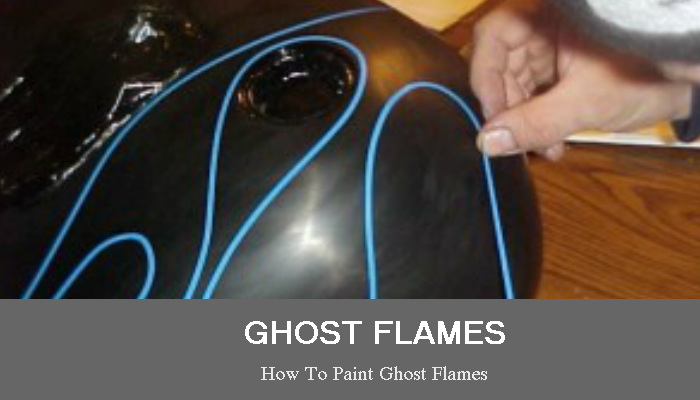 How To Paint Ghost Flames Airbrush Guru
